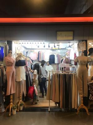 เซ้ง / เช่า ด่วน‼️ ร้านเสื้อผ้า ห้างยูเนียนมอลล์ ชั้น F1