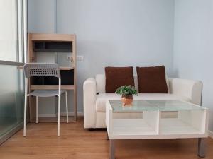 เช่าคอนโดลุมพินี วิลล์ อ่อนนุช-พัฒนาการ ใกล้ airlink หัวหมาก 1 ห้องนอน