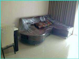 ให้เช่า TC Green Rama 9 1 ห้องนอน พร้อมอยู่ ค่าเช่าถูก