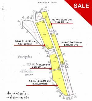 มีโฉนด ที่ดินราคาถูก อยู่หัวสนามบินอู่ตะเภา แถว ร.ร.พัฒนเวชศึกษา