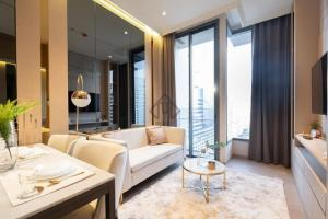 Luxury The Esse Asoke for rent, Brand new, fully furnished and decoration, near to Asoke BTS