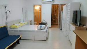 ให้เช่า คอนโด ซิตี้รีสอร์ท รัชดา-ห้วยขวาง ห้องสวย มีเครื่องซักผ้า ใกล้ MRT สถานีห้วยขวาง